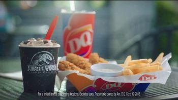 Dairy Queen $5 Buck Lunch TV Spot, 'Jurassic Chomp Upgrade' - Thumbnail 6