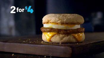 McDonald's 2 for $4 TV Spot, 'Train Station' - Thumbnail 10