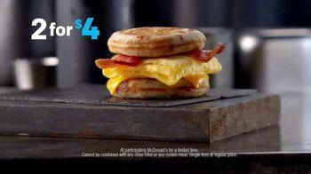 McDonald's 2 for $4 TV Spot, 'Train Station' - Thumbnail 9