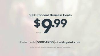Vistaprint TV Spot, 'Multi Phase II BC CAT BC offer 500CARDS' - Thumbnail 7