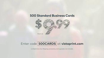 Vistaprint TV Spot, 'Multi Phase II BC CAT BC offer 500CARDS' - Thumbnail 6