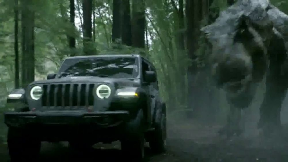Bobby Murray Chevrolet >> Jeep TV Commercial, 'Jeep Jurassic: Have We Met' Featuring Jeff Goldblum [T1] - iSpot.tv