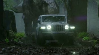 Jeep TV Spot, 'Jeep Jurassic: Have We Met' Featuring Jeff Goldblum [T1] - Thumbnail 1