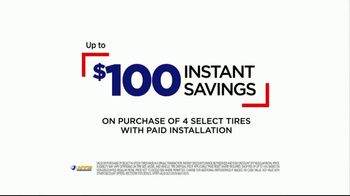 National Tire & Battery TV Spot, 'Installation Savings and Rebate' - Thumbnail 6