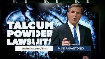 Levin Law TV Spot, 'Talcum Powder' - Thumbnail 5