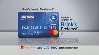 Brink's Prepaid MasterCard TV Spot, 'Peace of Mind: Savings Account' - Thumbnail 7