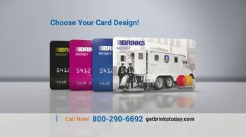 Brink's Prepaid MasterCard TV Spot, 'Peace of Mind: Savings Account' - Thumbnail 8