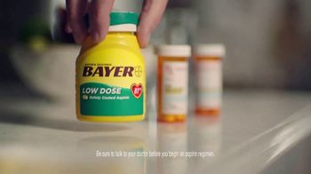 Bayer Low Dose TV Spot, 'Second Chance' - Thumbnail 6