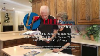 LIFE Outreach International TV Spot, 'Life Planning Services' - Thumbnail 9