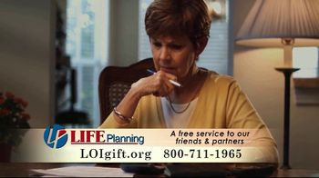 LIFE Outreach International TV Spot, 'Life Planning Services' - Thumbnail 2