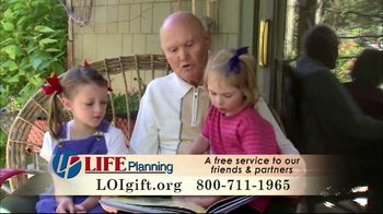 LIFE Outreach International TV Spot, 'Life Planning Services' - Thumbnail 3