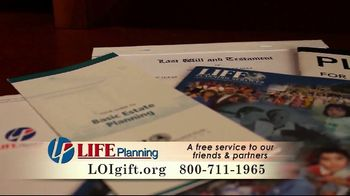 LIFE Outreach International TV Spot, 'Life Planning Services' - Thumbnail 4