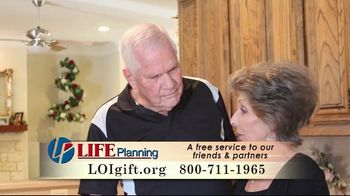 LIFE Outreach International TV Spot, 'Life Planning Services' - Thumbnail 6