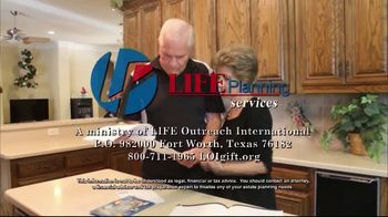 LIFE Outreach International TV Spot, 'Life Planning Services' - Thumbnail 8