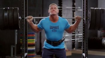 Tapout TV Spot, 'WWE: Gym' Featuring John Cena, Kofi Kingston, Dolph Ziggler - Thumbnail 9