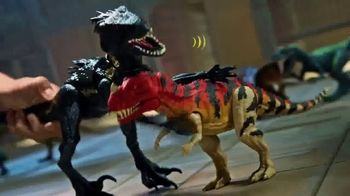 Jurassic World Grab 'N Growl Indoraptor TV Spot, 'On a Rampage'