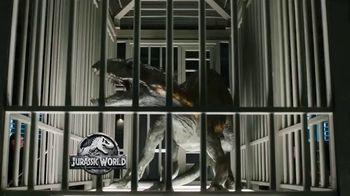 Jurassic World Grab 'N Growl Indoraptor TV Spot, 'On a Rampage' - Thumbnail 1