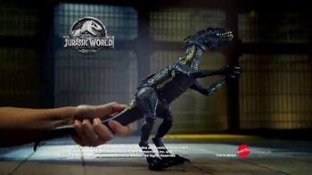 Jurassic World Grab 'N Growl Indoraptor TV Spot, 'On a Rampage' - Thumbnail 6