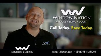 Window Nation TV Spot, 'Save Forever'