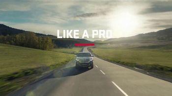 GMC TV Spot, 'Like a Pro: Anthem' [T2] - Thumbnail 6