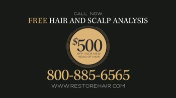 Restore Hair TV Spot, 'Shocked' Featuring Brian Urlacher - Thumbnail 10