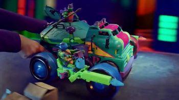 Rise of the Teenage Mutant Ninja Turtles TV Spot, 'Turtle Tank'