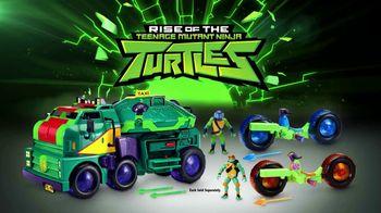 Rise of the Teenage Mutant Ninja Turtles TV Spot, 'Turtle Tank' - Thumbnail 4
