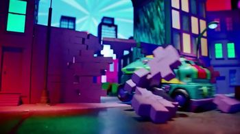 Rise of the Teenage Mutant Ninja Turtles TV Spot, 'Turtle Tank' - Thumbnail 2