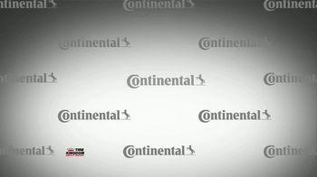 Tire Kingdom Big Brands Bonus Month TV Spot, 'Continental Tires Rebate' - Thumbnail 2