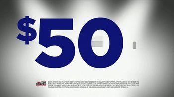 Tire Kingdom Big Brands Bonus Month TV Spot, 'Continental Tires Rebate' - Thumbnail 7