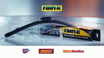 Rain-X Silicone Advantedge Wiper Blades TV Spot, 'Fire & Ice' - Thumbnail 9
