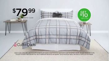Kohl's 50 Percent Off Sale TV Spot, 'Tops, Sleepwear and Bedding' - Thumbnail 7