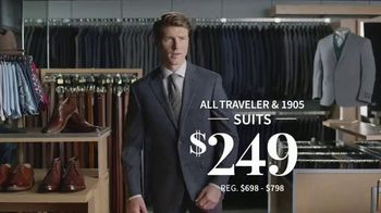 JoS. A. Bank TV Spot, 'Men's Suits and Dress Shirts' - Thumbnail 5