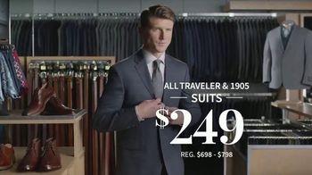 JoS. A. Bank TV Spot, 'Men's Suits and Dress Shirts' - Thumbnail 6