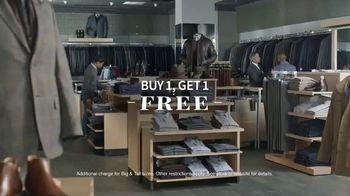 JoS. A. Bank TV Spot, 'Men's Suits and Dress Shirts' - Thumbnail 8