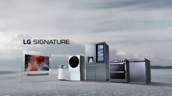 LG Signature OLED TV TV Spot, 'Art of Essence' - Thumbnail 10