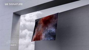 LG Signature OLED TV TV Spot, 'Art of Essence' - Thumbnail 5