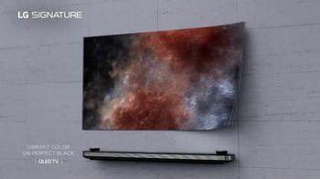 LG Signature OLED TV TV Spot, 'Art of Essence' - Thumbnail 6