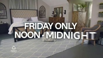 Ashley HomeStore Midnight Madness TV Spot, 'Friday Only'