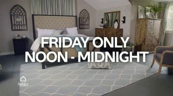 Ashley HomeStore Midnight Madness TV Spot, 'Friday Only' - Thumbnail 9