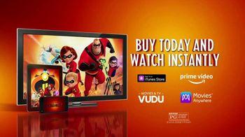 Incredibles 2 Home Entertainment TV Spot - Thumbnail 10