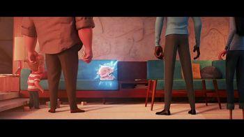 Incredibles 2 Home Entertainment TV Spot - Thumbnail 2