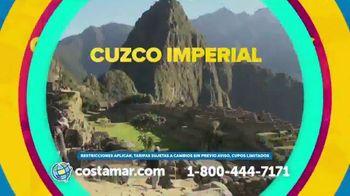 Costamar Travel TV Spot, 'Cartagena de Indias, Cuzco Imperial y Perú' [Spanish] - Thumbnail 3