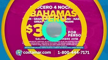 Costamar Travel TV Spot, 'Cartagena de Indias, Cuzco Imperial y Perú' [Spanish] - Thumbnail 7