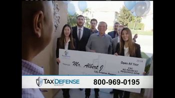 The Tax Defense Group TV Spot, 'Surprise' Featuring Bob Eubanks
