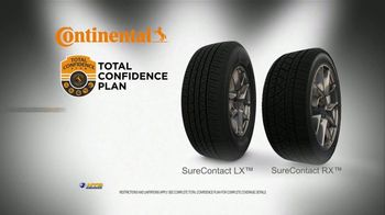 National Tire & Battery Big Brands Bonus Month TV Spot, 'Continental Tires and Oil Change' - Thumbnail 5