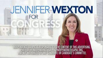 Independence USA PAC TV Spot, 'Jennifer Wexton: Women's Rights' - Thumbnail 9