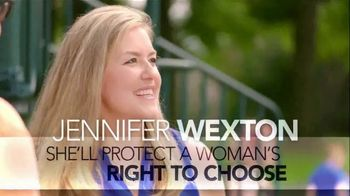 Independence USA PAC TV Spot, 'Jennifer Wexton: Women's Rights'