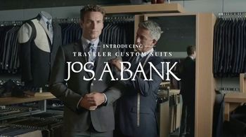 JoS. A. Bank Traveler Custom Suit TV Spot, 'Selection to Stitch to Store' - Thumbnail 1