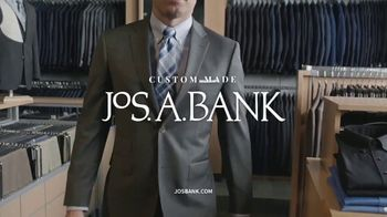 JoS. A. Bank Traveler Custom Suit TV Spot, 'Selection to Stitch to Store' - Thumbnail 10